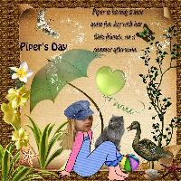 Piper's Day