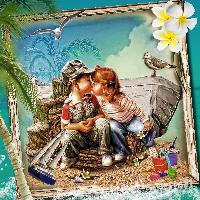 Sea Side Romance