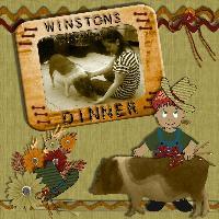 Winstons Dinner