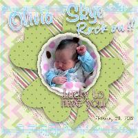 Olivia Sky - Rock On