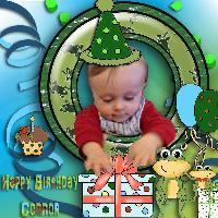 Happy Birthday Connor