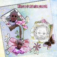 Nura, our grandniece