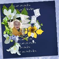 Autism Awareness 2013 is blue