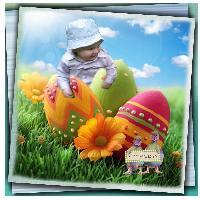Kyles's 1st Easter