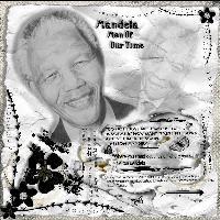 Mandela Man Of Our Time