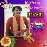 Peace for the world..