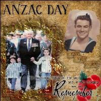 Anzac Day tribute to my Dad