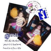 Cheerleading Amy