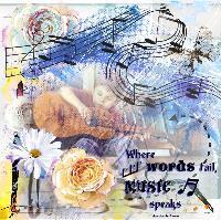 .....MUSIC SPEAKS.....