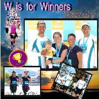 W is for Winners