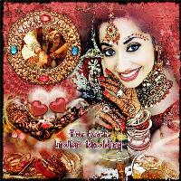 ~Two Hearts, Indian Wedding~
