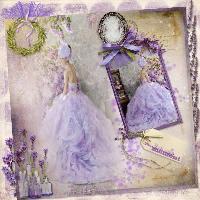 A Lavender Wedding...
