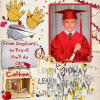 Colton_From DayCare to Pre-K