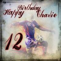 Happy birthday Charlie 2