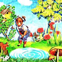 Enthralled in the Garden