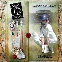 Happy Bithday Charlie