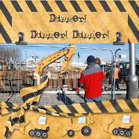Digger! Digger! Digger!