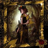Victorian Grunge Lady