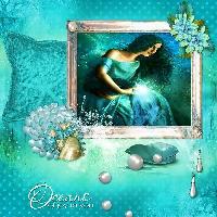 Oceans of Joy: Color Aqua