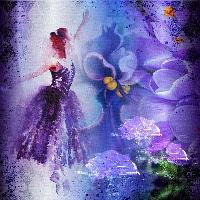 The Blue Violet Dance
