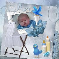 Our New Great-Grandson Cayden...