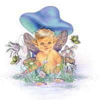 A fairykin in the glade