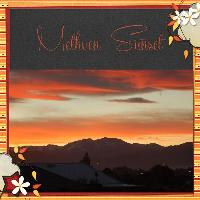 Methven Sunset