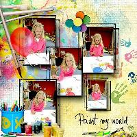 PaintMyWorld...Megan