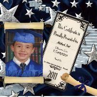 mikey kindergarten graduation 2011