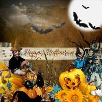 Happy Halloween CT Page