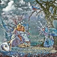 Magical Fantasy Forrest...