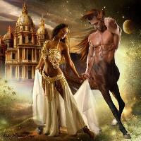 A fantasy romance