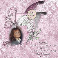 Claudia, the dear friend of many