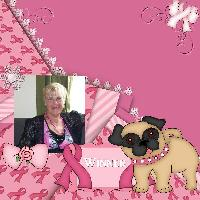Think Pink page for Janet