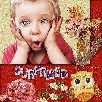 Surprised Kid...