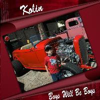 Kolin And His Cars