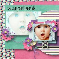 Scrap the word - Surprised 2