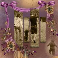 October enchantment walk