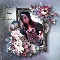 My beautiful angle Desiree
