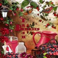 Aroma of fresh berries