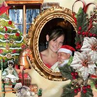 Dear Santa First Christmas