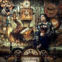 |Steampunk Scene-2