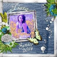 Tiara Senior 2014