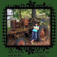 Pawpaw's Old Tractor