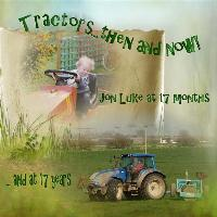 Tractors..then and now