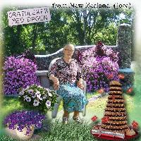 Petunia Birthday