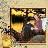 Nina in Nature