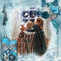 Shimmering Christmas