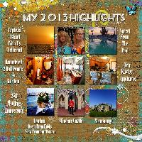 ~My 2013 Year Highlights~
