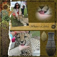 Whisper's of Africa